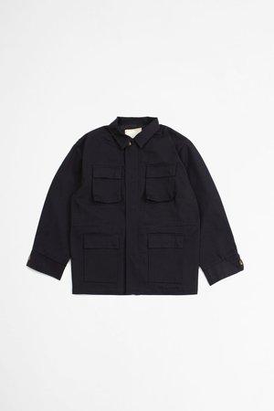 Jeanerica Rui army jacket - navy