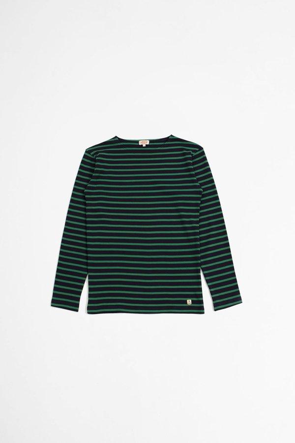 Armor Lux Sailor t-shirt - Houat navy/billardgreen