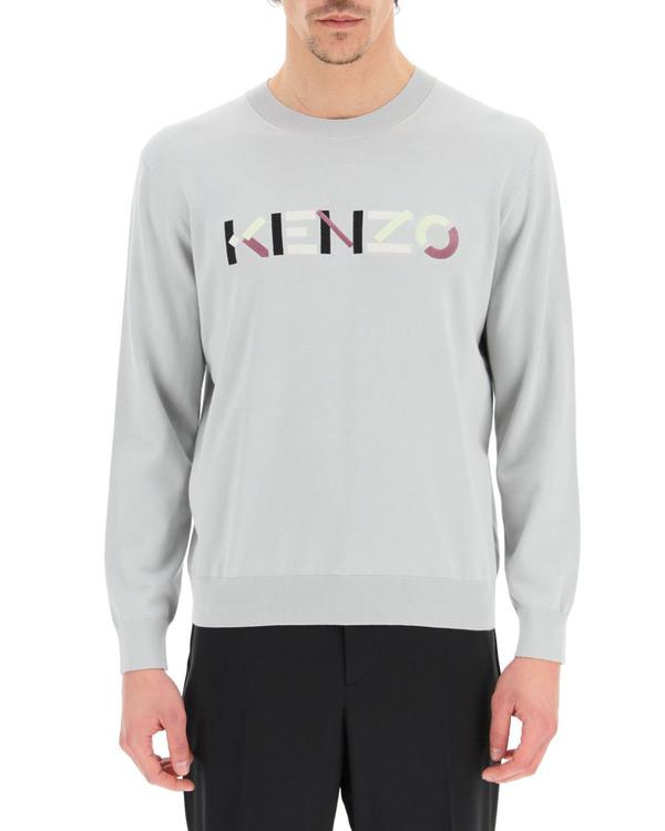 Kenzo Logo Embroidery Sweater