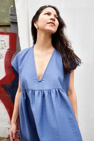 Rachel Comey Casa Dress - Azure
