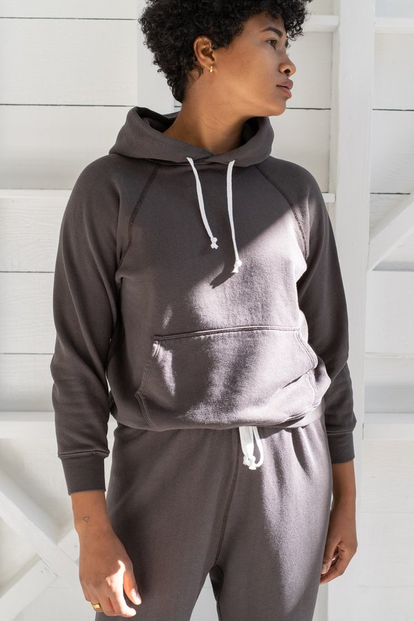 Reliquary The Hooded Sweatshirt - Faded Black