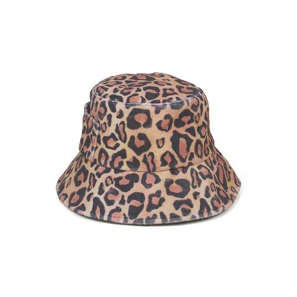 Lack Of Color Wave Bucket Hat - Leopard