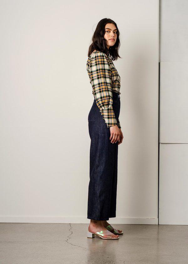 Penny Sage Noomi Jean - Azurite Denim