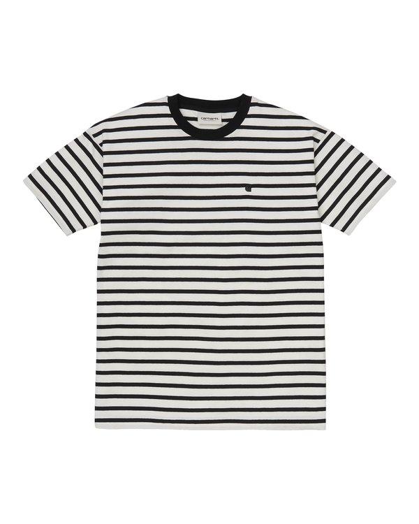 Carhartt WIP Camiseta SS Robie - Wax/Black