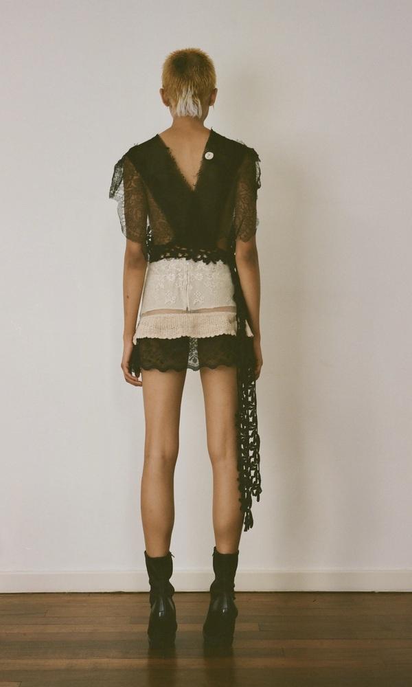 Sydney Pimbley Vintage Lace No.8 Top