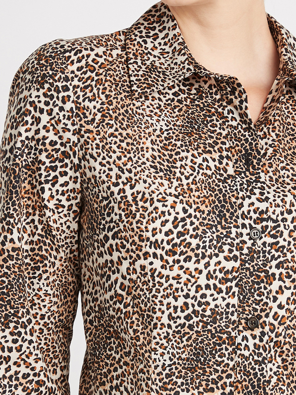 Baum und Pferdgarten Myrah Shirt - mini leo print