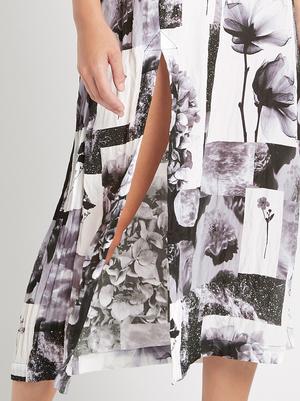 Baum und Pferdgarten Angie Dress - Black/White