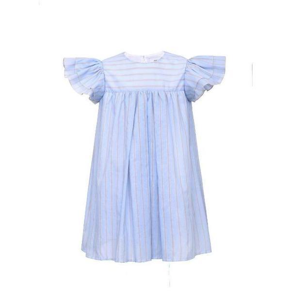 Kids Paade Mode Ari Dress - Blue