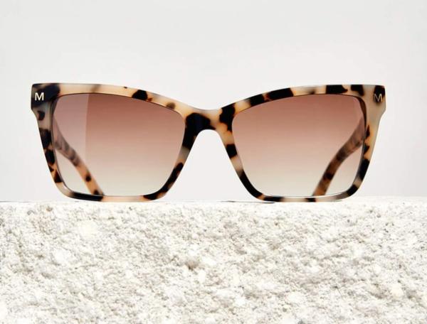 Machete - Sally Sunglasses (Blonde Tortoise)