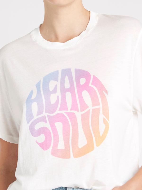 IRO Heart Soul T-shirt - White
