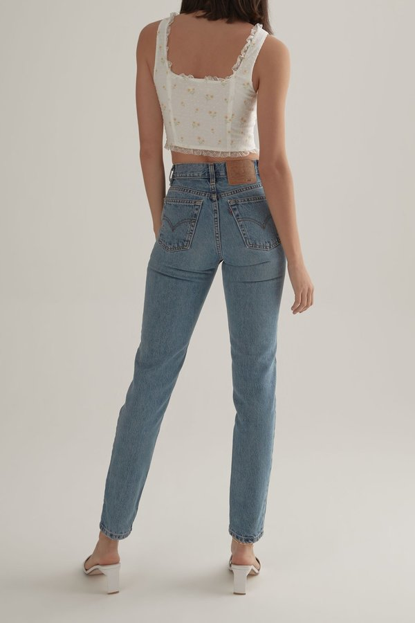Ownley Penny Top - Daisy Chain