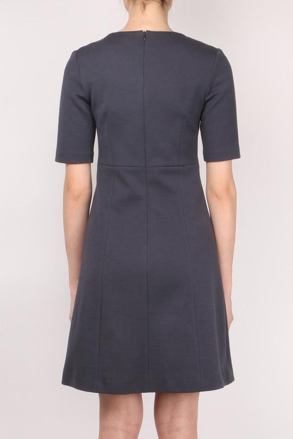 Peserico A Line Short Sleeve Dress Garmentory