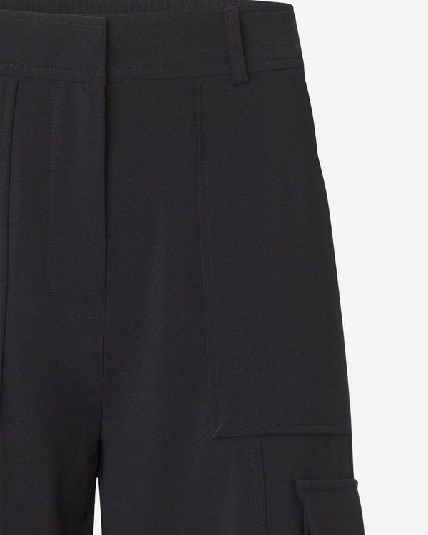 Samsoe & Samsoe Citrine 10654 Shorts - Black