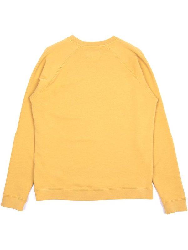 Folk Clothing Folk Rivet Sweat - Ochre