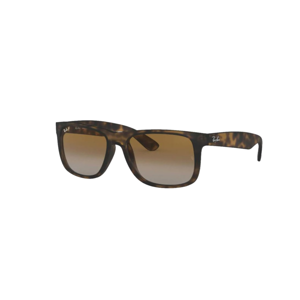 Ray-Ban Justin Rubber 0RB4165-865/T5 eyewear -  Havana