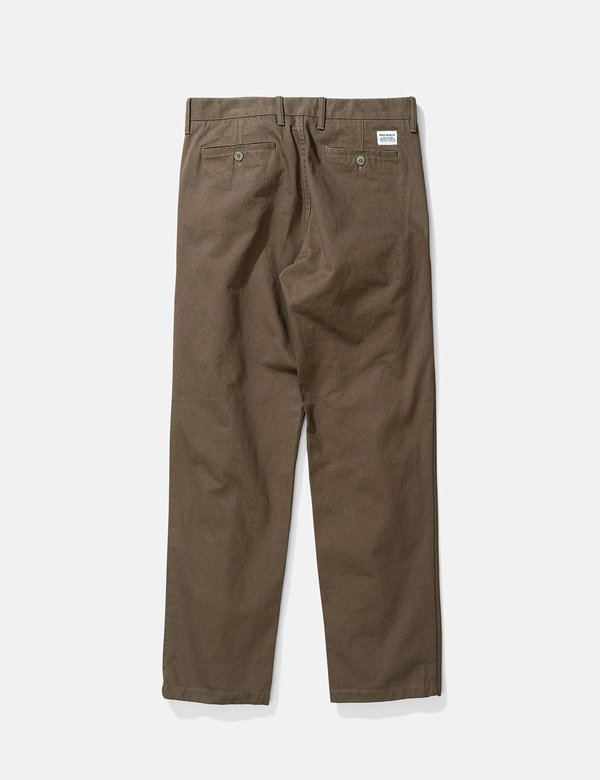 Norse Projects Aros Light Stretch Regular Pants - Ivy Green