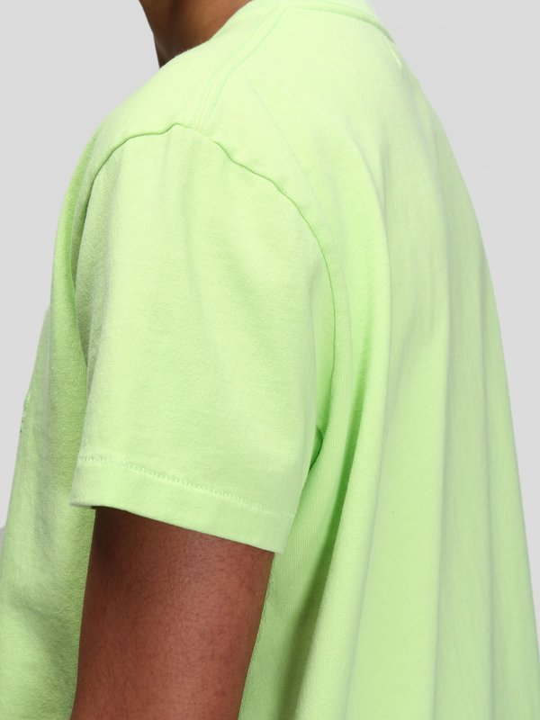 Schnayderman's GD SCH! T-Shirt - Acid Green