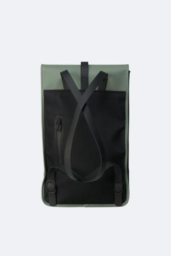 Unisex Rains Backpack Mini - Olive
