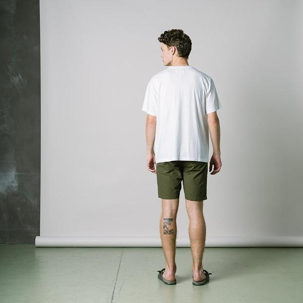 Kestin Fly Crew Neck Jersey T-Shirt - White