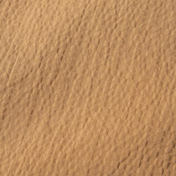 Kestin Inverness Shorts - Dark Tan Seersucker
