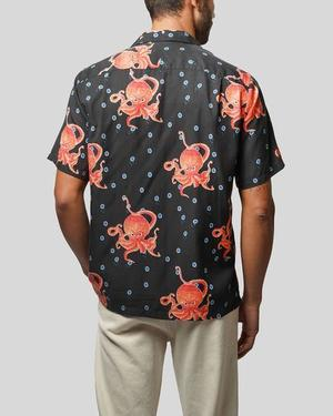 Portuguese Flannel The Great Octopus Shirt