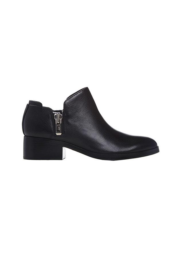 3.1 Phillip Lim Alexa Ankle Bootie Shoes - Black