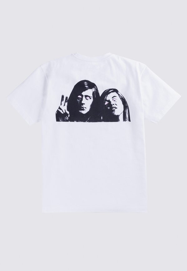 Reception In The Realm T-Shirt - white