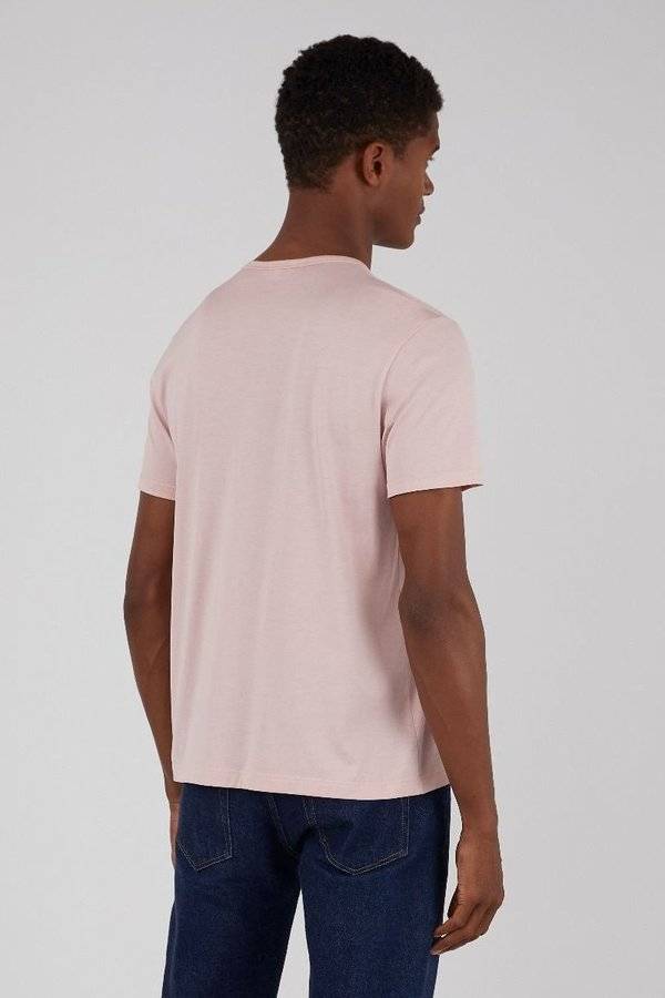 Sunspel Classic crew neck t-shirt - dusty pink