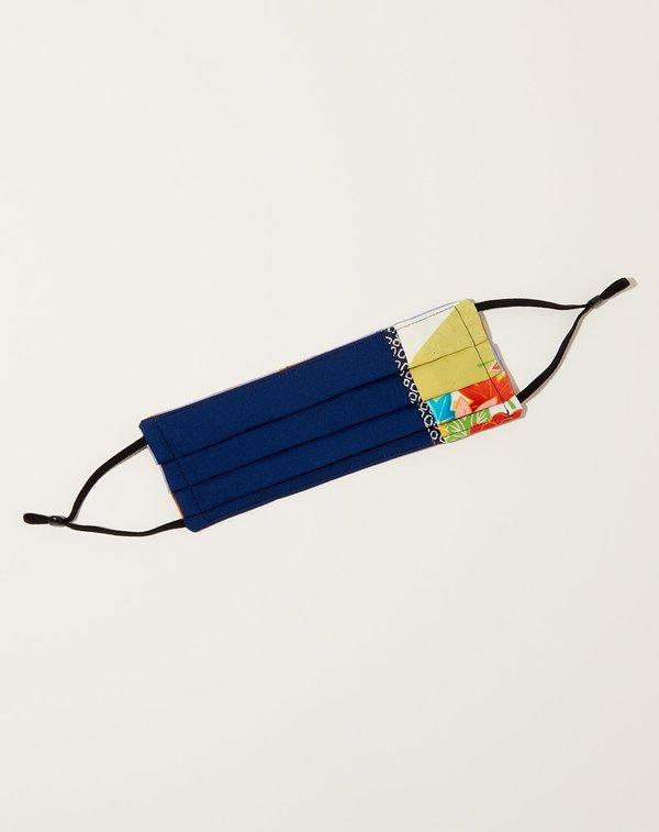 Sweet Seed Textiles Kimono Silk II Face Mask - multi