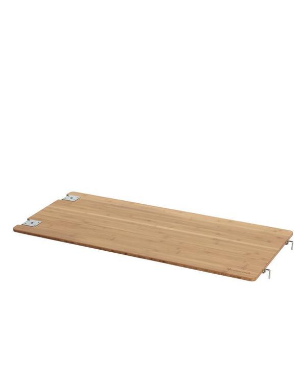 Snow Peak Renewed Bamboo IGT Long Table - Brown