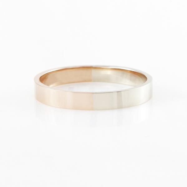TARA 4779 Percentages 50-50 Ring 2 - Silver