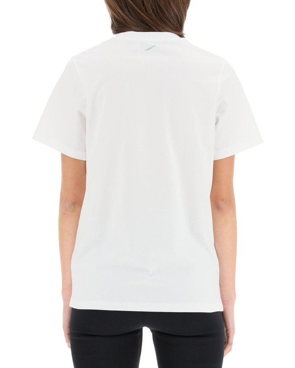 Coperni Now Today T-shirt - white