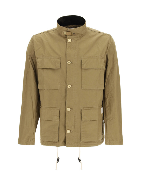Barbour Flyn Cotton Jacket - Brown