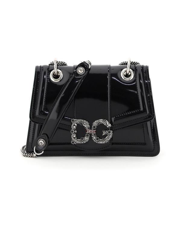 Dolce & Gabbana Dg Amore MIni Bag - black