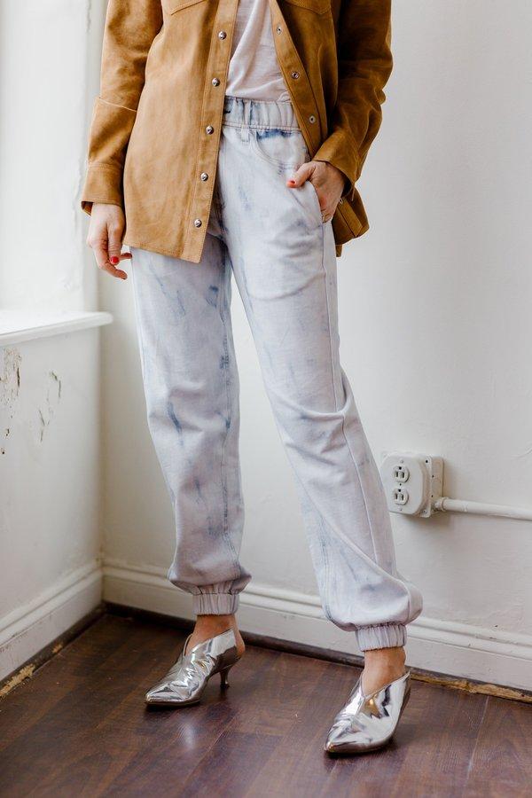 Anine Bing Luke Shirt - Tan