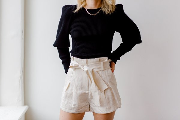 Anine Bing Rowan Sweater - balck