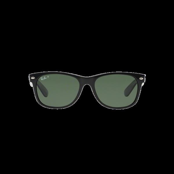 Ray-Ban New Wayfarer 0RB2132-901L eyewear - Black/Green