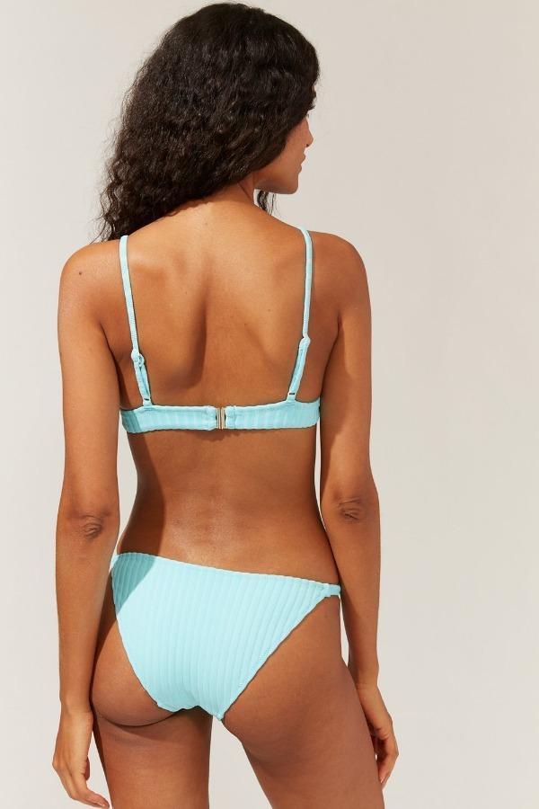 Solid & Striped Morgan Triangle Bikini Top - Fresh Air
