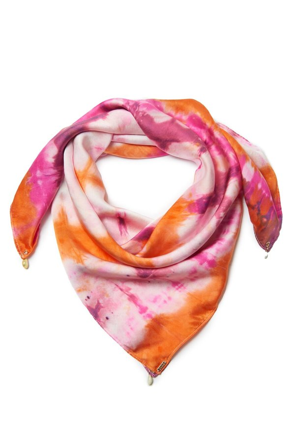 abacaxi x SVNR Marigold Sunset Scarf