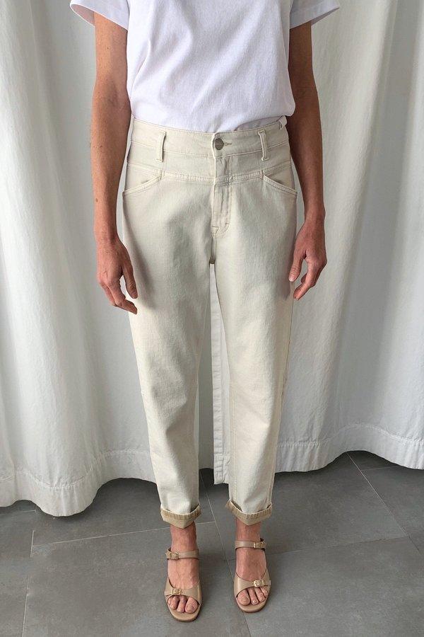 Closed X Lent Jeans - Ecru