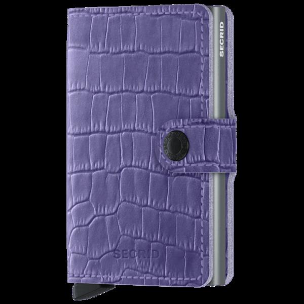 SECRID Mini Wallet - Cleo Lavender