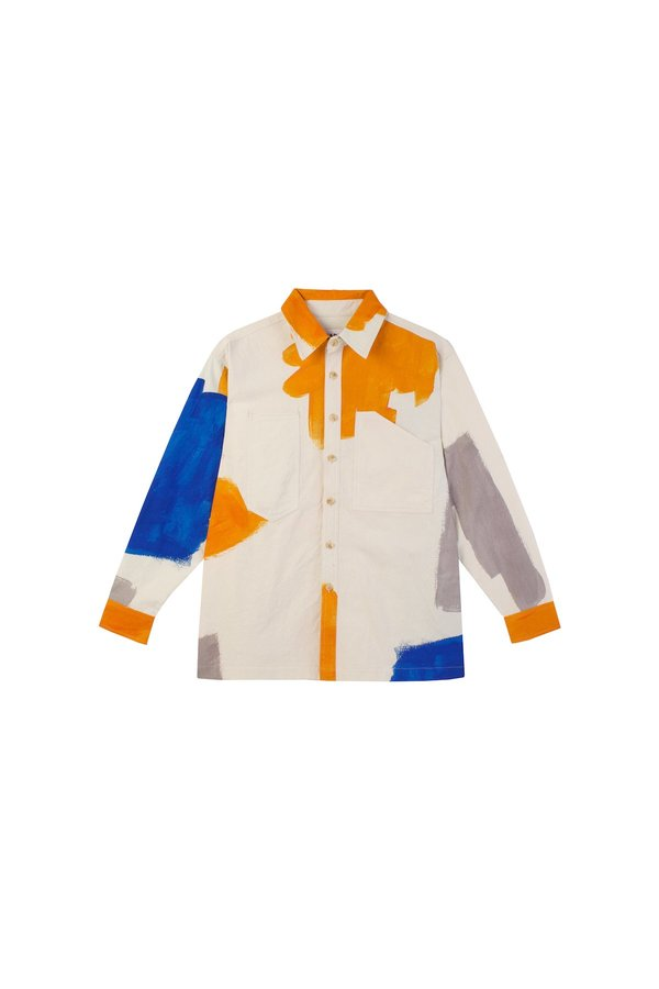 LF Markey Carlo Shirt - Brushstroke