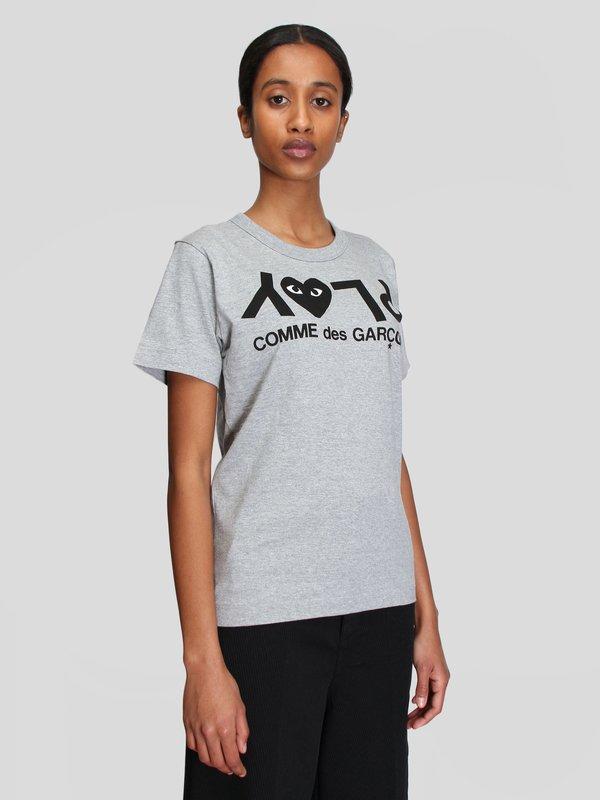 Comme des Garçons Play Logo T-Shirt