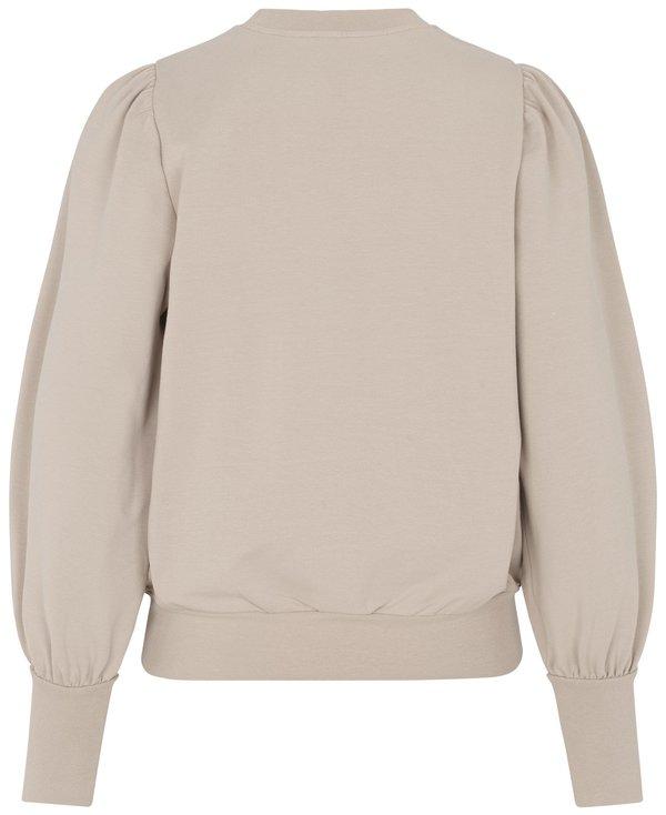 Notes Du Nord Oxford Sweatshirt - Concrete
