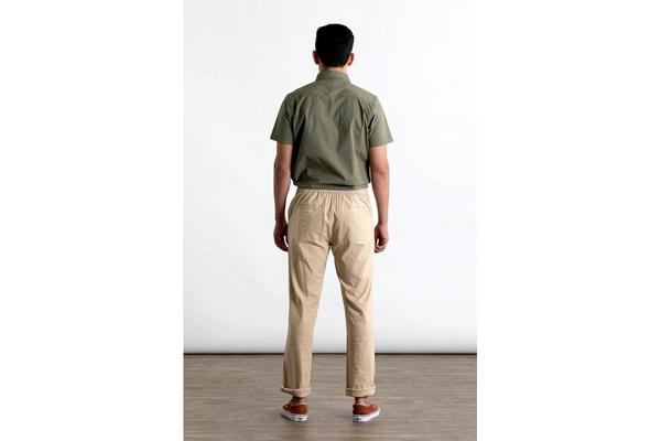 Bridge & Burn Alden pants - Natural Linen