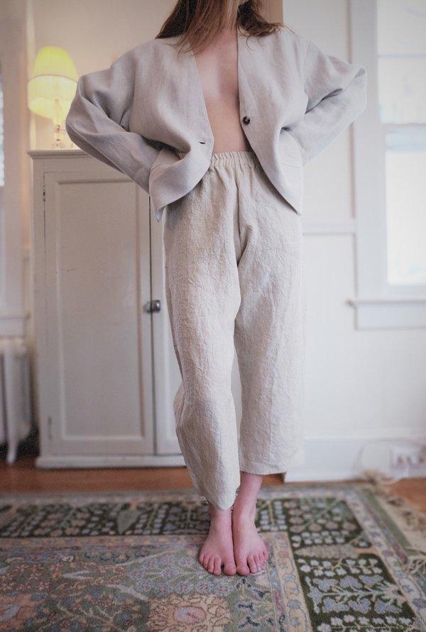Petria Lenehan Carlow Pants - Natural