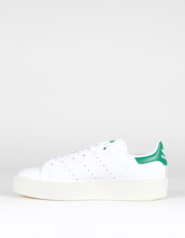 Adidas Stan Smith Bold blanco Verde garmentory