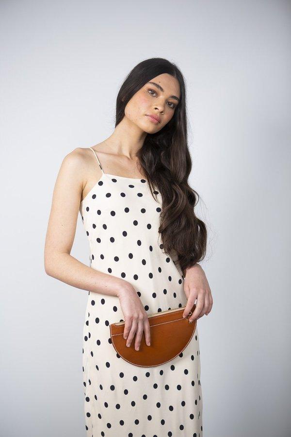 Lois Hazel Bias Slip dress - Dots