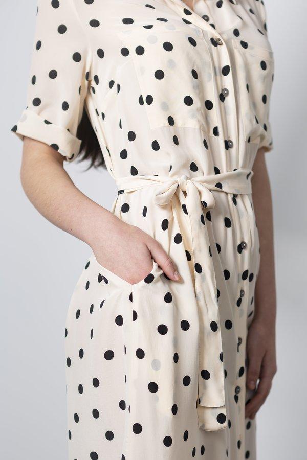 Lois Hazel Club Shirt Dress - Dots