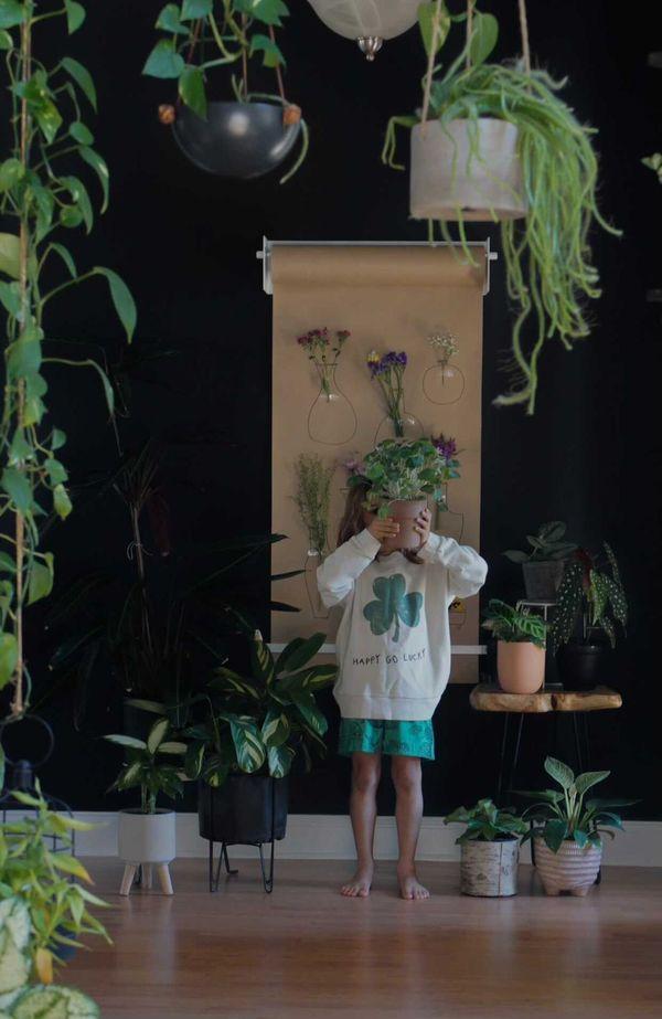 kids Mini Rodini Tigers Shorts - Green